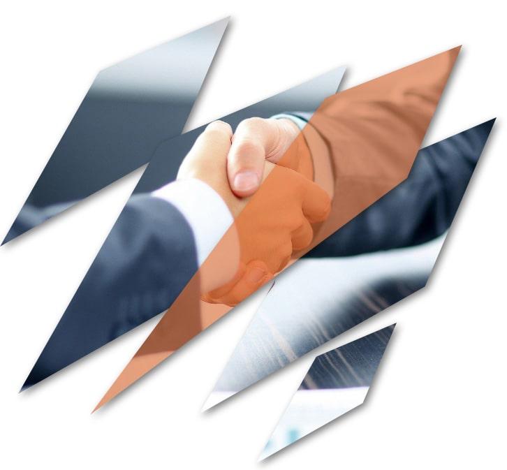Langjährig gepflegtes internationales Netzwerk aus Finanz- und Industrie-Partnern